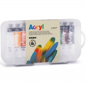 COLORE A TEMPERA ACRILICA 18 ML.125 SCAT.10 CMP
