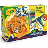 COLOR SPRAY ELETTRONICO CRAYOLA