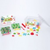 DAS JUNIOR SCHOOL PACK LAB LETTERE FILA