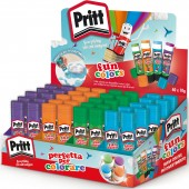 COLLA STICK PRITT FUN COLORS gr. 10 HENKEL