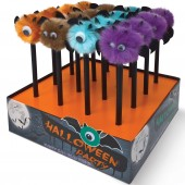 MATITA HALLOWEEN CON TOP IN PELUCHE LEBEZ