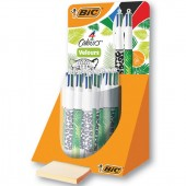 EXPO 30 PENNE SFERA 4 COLOURS VELOURS BIC