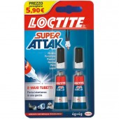 COLLA SUPER ATTAK GR.4 + 4 HENKEL