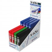 EXPO 96 SET 3 REFILL RISCRIVI COMPATIBILE PER FRIXION BALL 0,7 OSAMA