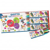 PARTY SET PENNARELLI TURBO COLOR GIOTTO