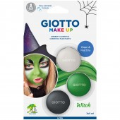 BLISTER 3 OMBRETTI COSMETICI 5 ML. GIOTTO MAKE UP STREGA FILA