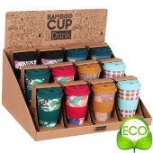 EXPO 12 TAZZE IN BAMBOO 435 ML. I-DRINK