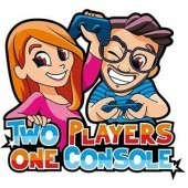 TWO PLAYER ONE CONSOLE